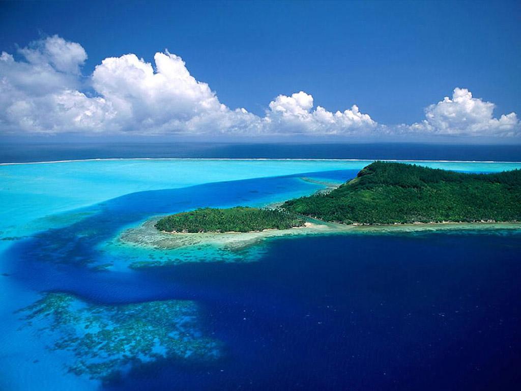 Estás en Fondos > Islas Paradisíacas