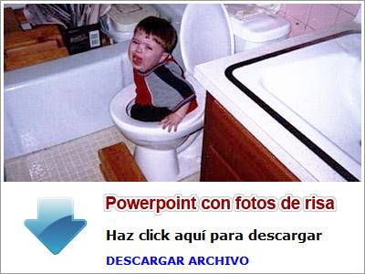Powerpoint con fotos de risa