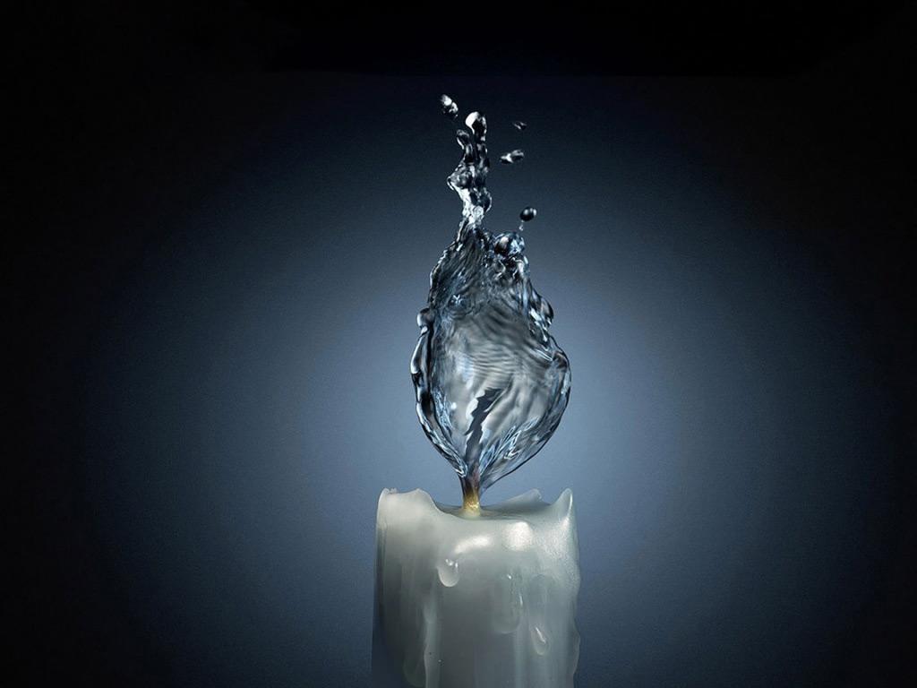 Fondos vela con agua - Velas de agua ...