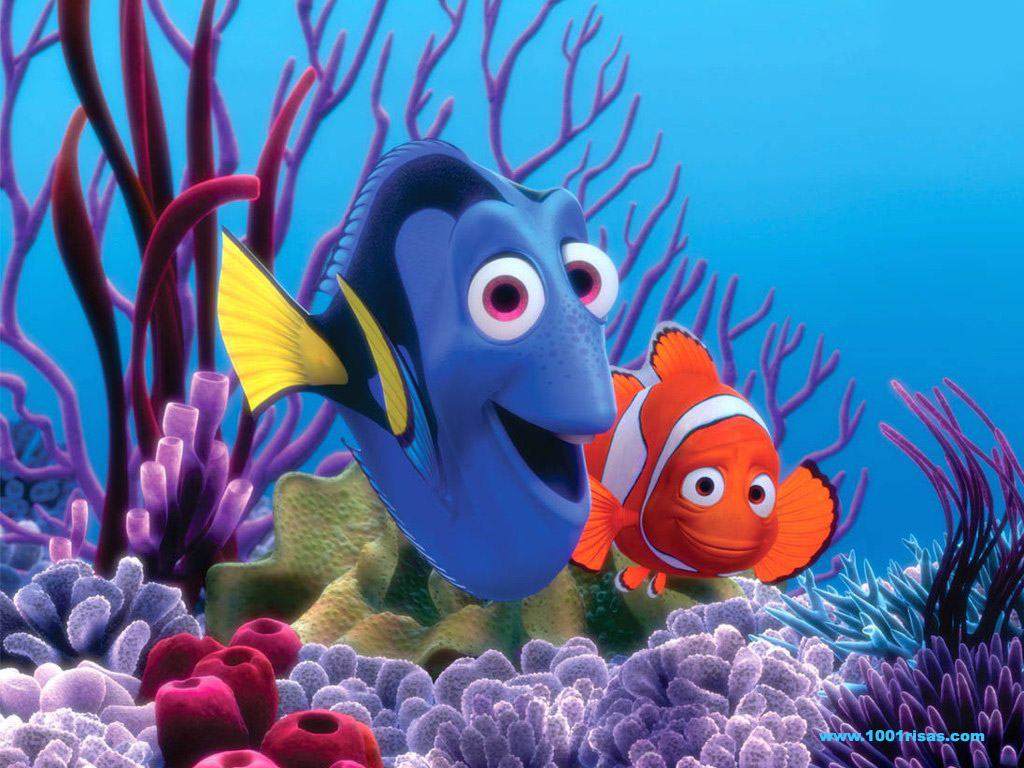 Estás en Fondos > Buscando a Nemo
